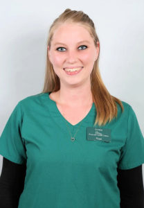 Koryn M. Receptionist at Tristate Foot and Ankle